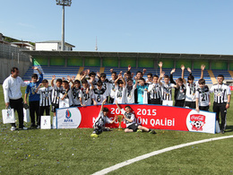 """Coca-Cola U-13 League"": ""Neftchi"" finished first (photos)"