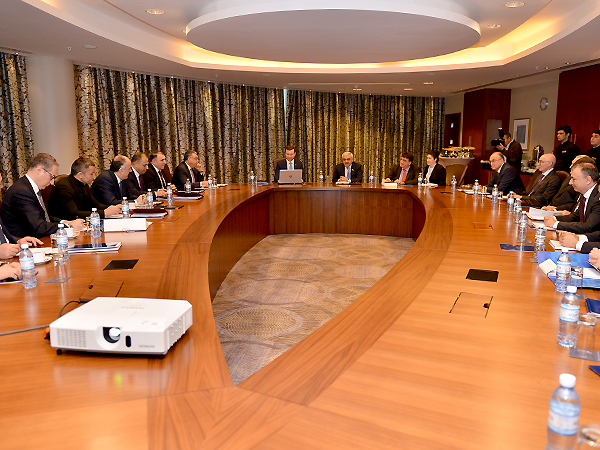 Meeting of the Executive Committee