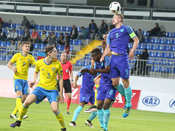 UEFA U-17 CHAMPIONSHIP: Quarter-finals, Sweden - Netherlands 0:1 (photos)
