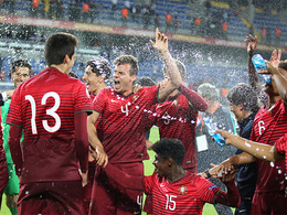 UEFA U-17 CHAMPIONSHIP: Finals, Portugal - Spain 1:1 (5:4 - pen) (photos)