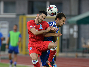 WC-2018: San Marino - Azerbaijan (photos)