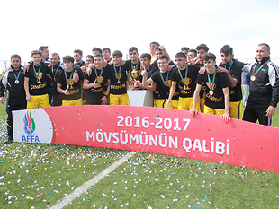 """Vatan"" is the winner of Bakcell U-17 League (photos)"
