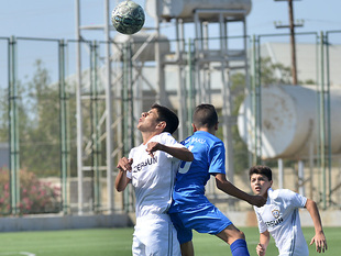 "U-16 League: II tour, ""Garabag"" - ""Inter"" (photos)"