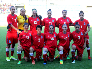 Women's team will have a training camp