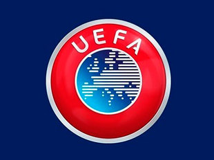 AFFA official at the UEFA Congress