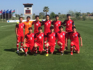 Azerbaijan started the tournament with a draw