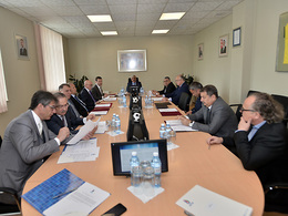 The Executive Committee's next meeting held