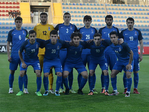 U-20's squad for friendly match