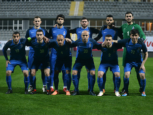 Azerbaijan's squad for friendly matches