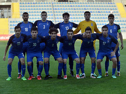 FM: Azerbaijan U-20 - Macedonia U-20 (photos)