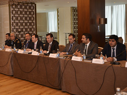 An event on the Council of Europe Convention was held (photos)
