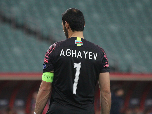 Goalkeeper change in the national team's squad}