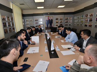 Riad Rafiyev was elected the Chairman of the Clubs Committee