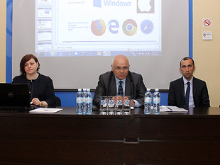 Workshop held for financial managers