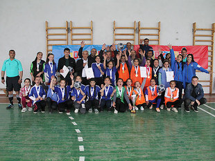 """Girls Futsal Cup"" held in Ismayilli (photos)"
