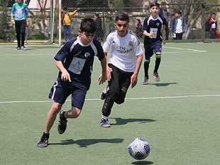 """Coca-Cola School Cup"": Absheron region, final (photos)"