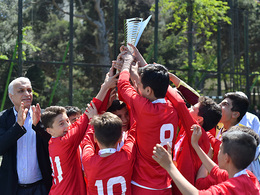 Memorable tournament is completed (photos)