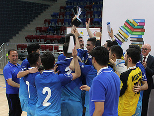 ASAPES became winners of the Republic Championship (photos)