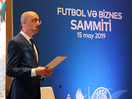 Football and Business Summit held (photos)