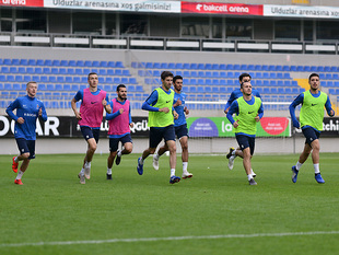 Training national team (photos)