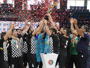 EKOL is the winner of Azerbaijan Cup (photos)