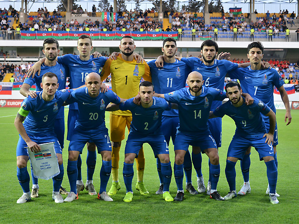 Azerbaijan national team to be played a friendly match