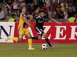 UCL: Qarabag - APOEL (photos)