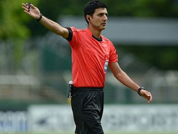 Referees from Azerbaijan are in the Egyptian Cup semifinals