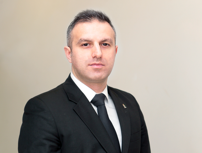 International appointment for Zaur Haji-Maharramov