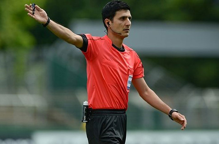 Aliyar Aghayev was appointed to EC match