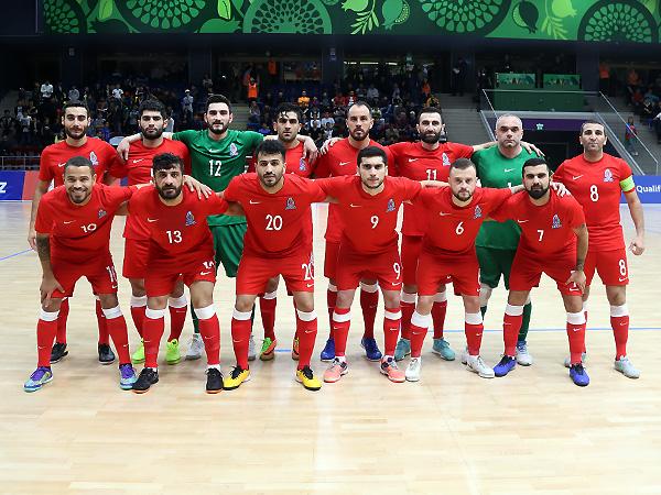 Azerbaijan qualified for elite-round as the group winner