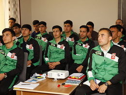A seminar for the referees was held (photos)