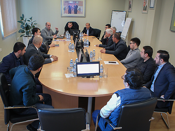 A meeting regarding fixed games was held (photos)