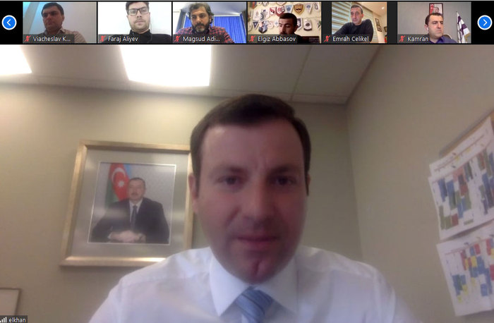 A meeting of the Clubs Committee was held – a video conference