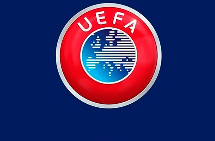 UEFA has sent an initial confirmation response}