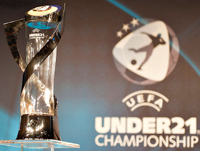 The stadiums for U-21 matches have been determined