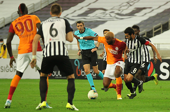 """Neftchi"" stopped the competition (photos) }"