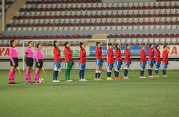 Our national team played its next match