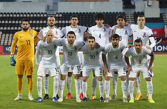 The squad of the national team is announced
